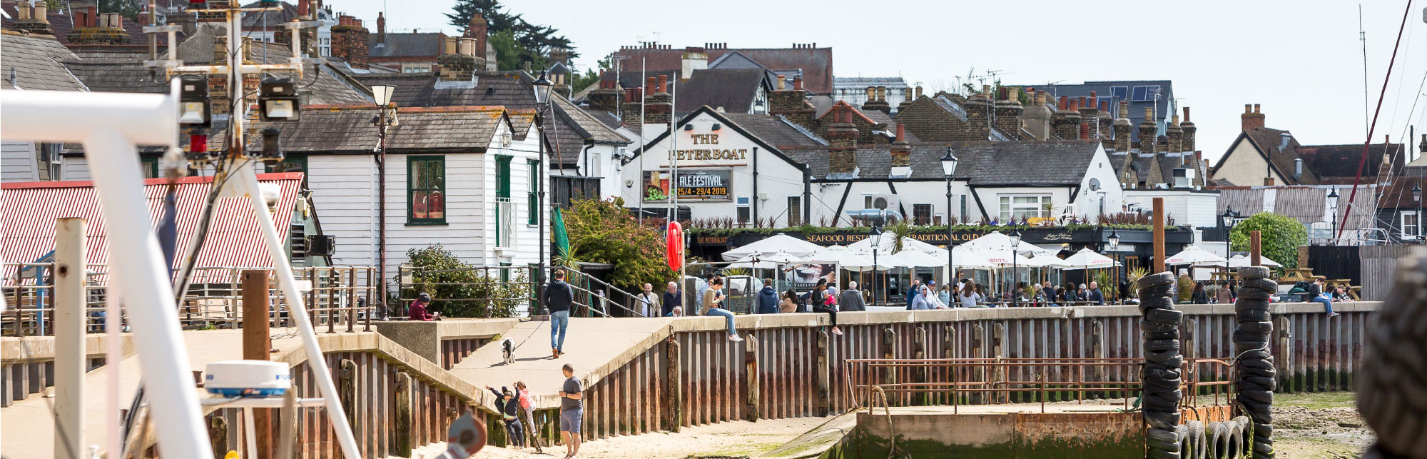 The Peterboat, Leigh-on-Sea | East Anglia Pub Co